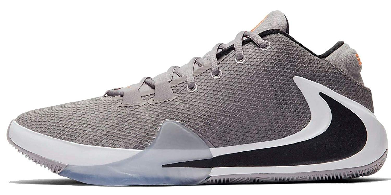 The Nike Zoom Freak 1 are one of the best basketball shoes to jump start your collection with.