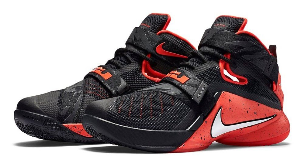 If you're more of an outdoor basketball kind of guy, the LeBron Soldier IX will be a necessary piece of sports gear to add to your arsenal.