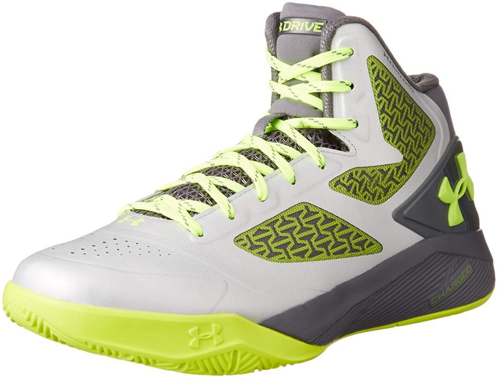 The Under Armour ClutchFit Drive 2 is especially great for bigger players.