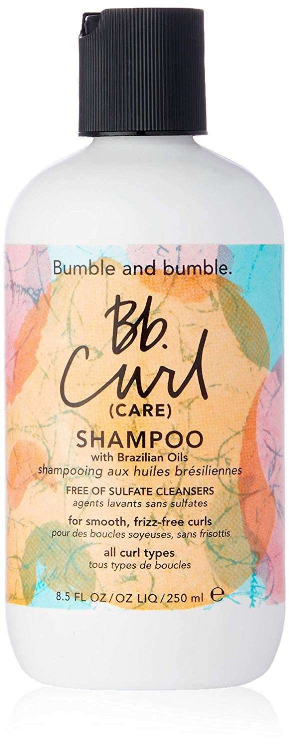 Use shampoo that's curl-safe when you have curly hair.