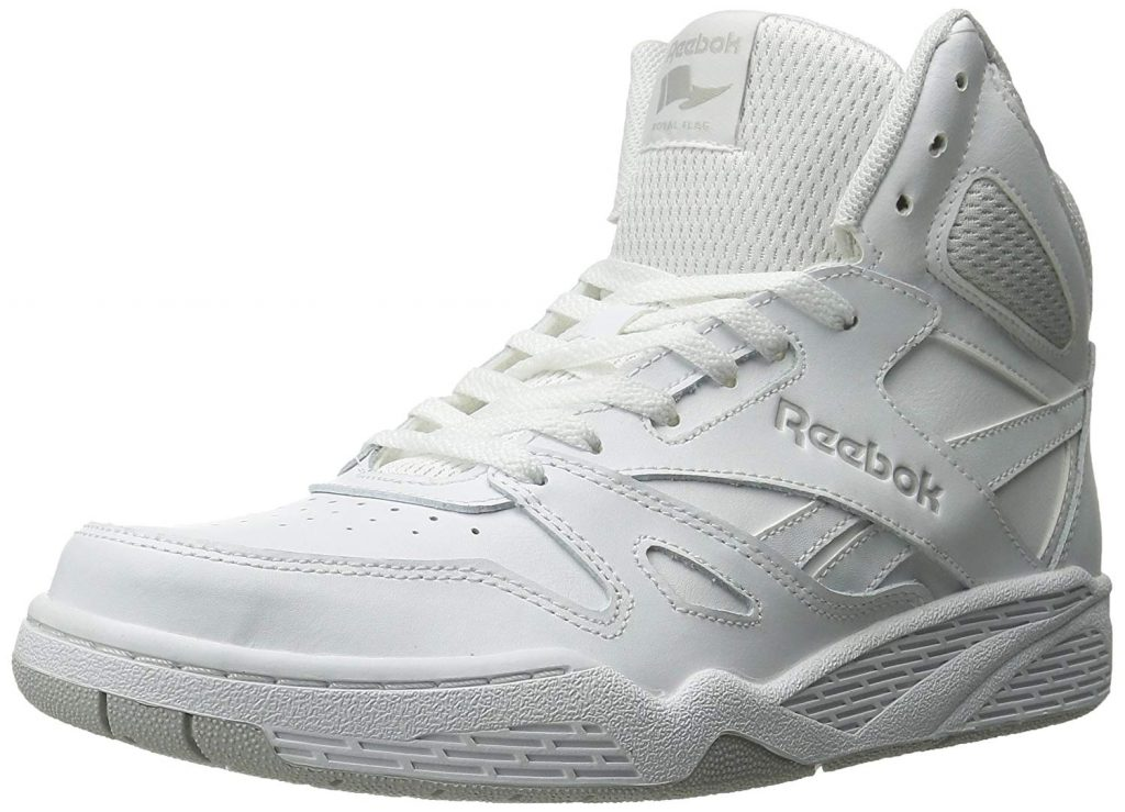 Go for a classic look with the Reebok Royal BB4500.