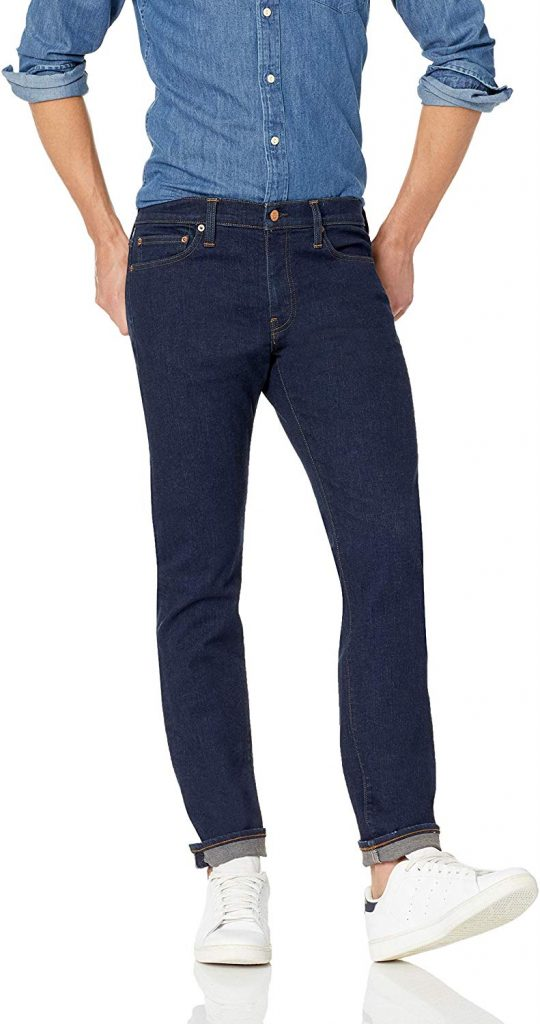 J.Crew Mercantile Men's 484 Stretch Slim Fit Jean