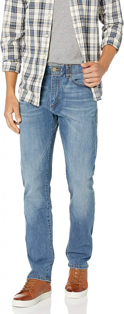 Lee Extreme Motion Slim Straight Leg Jeans