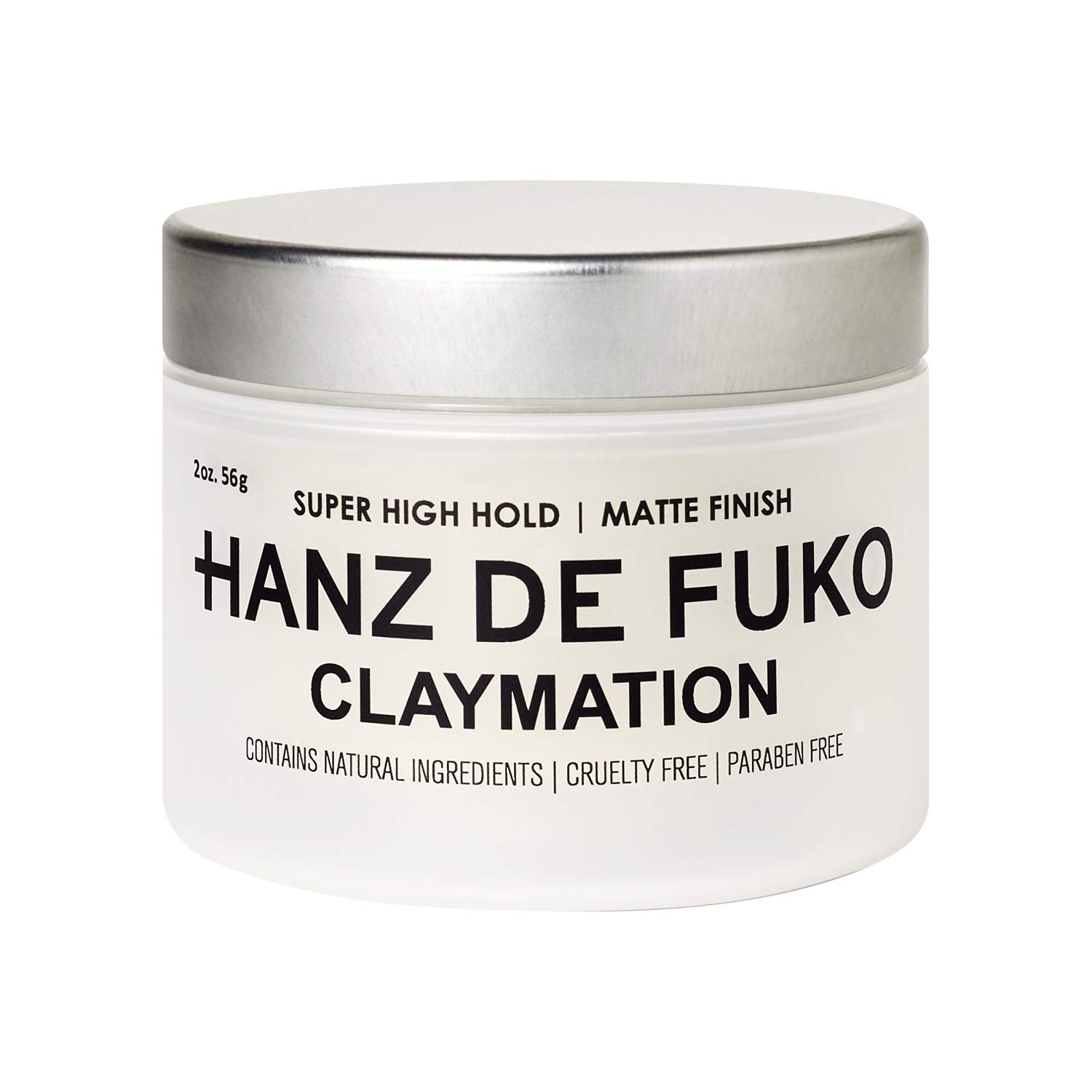 Good hair clay will help you try out different men's medium hairstyles.