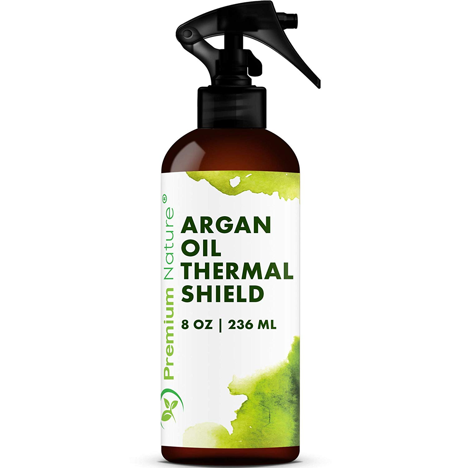 premium nature argan oil thermal shield