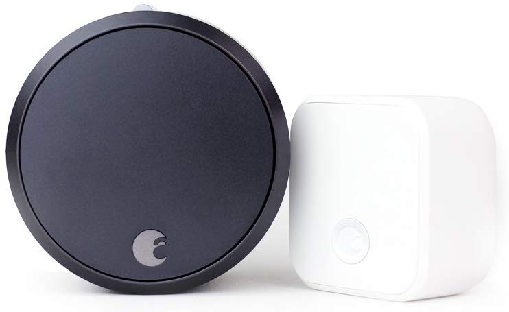 August Home Smart Lock Pro + Connect