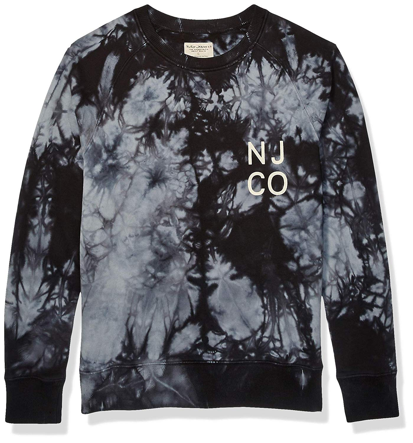 nudie jeans melvin tie-dye sweatshirt, casual fashion, casual outfits, casual clothes, casual wear