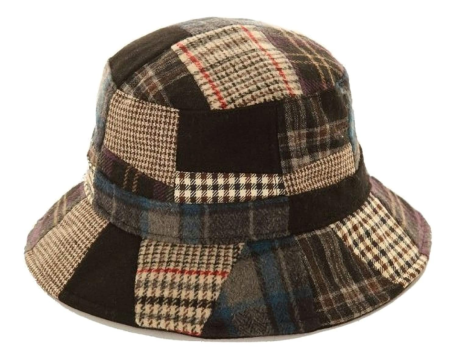 universal textiles patchwork bucket hat, casual fashion, casual outfits, casual clothes, casual wear