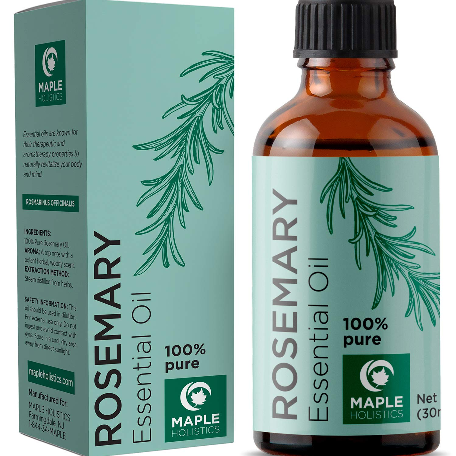 rosemary oil, essential oils, hair growth products for men, how to make your hair thicker