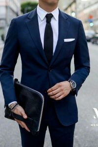 Business Formal Attire, Men's Fashion