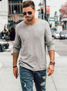 Casual Attire, Men's Fashion