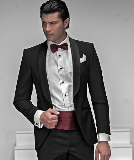 Creative Black Tie, Men's Formal