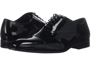 Florsheim Men's Tux Cap Toe Tuxedo Formal Oxford, Dress Shoes for Men