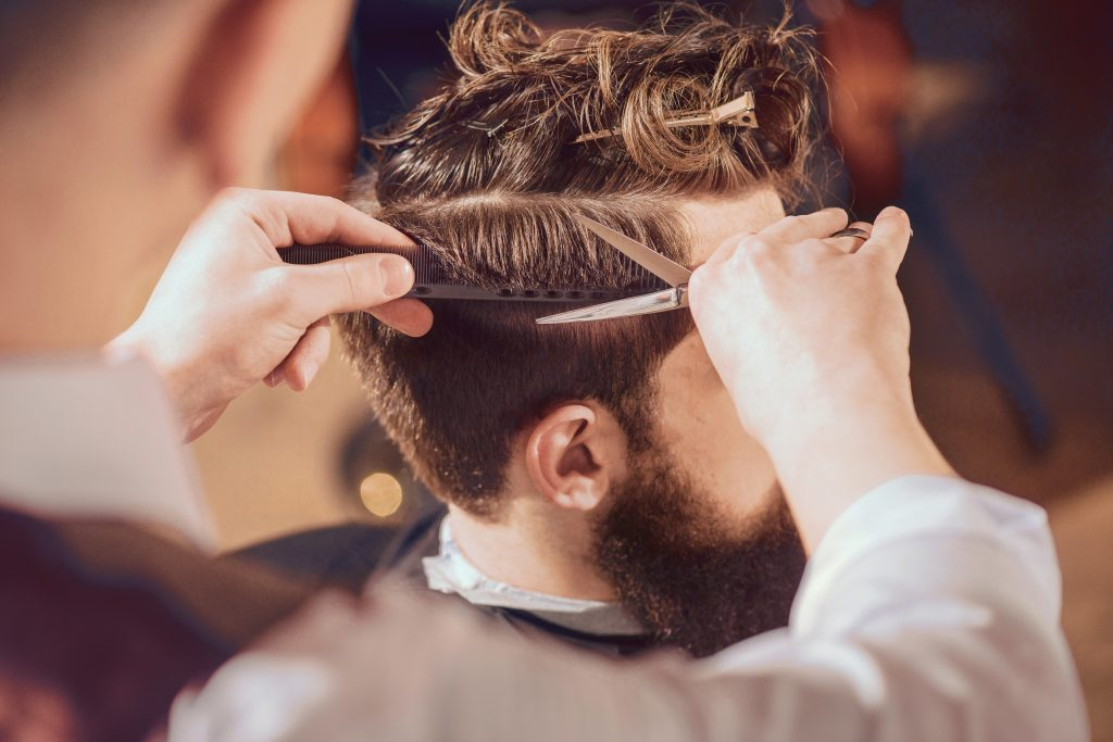 Men's Hairstyle, Men's Grooming, Men's Fashion