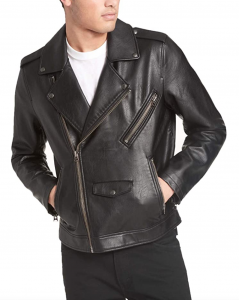 Levi's Men's Faux Leather Motorcycle Jacket, Men's Fashion Trend