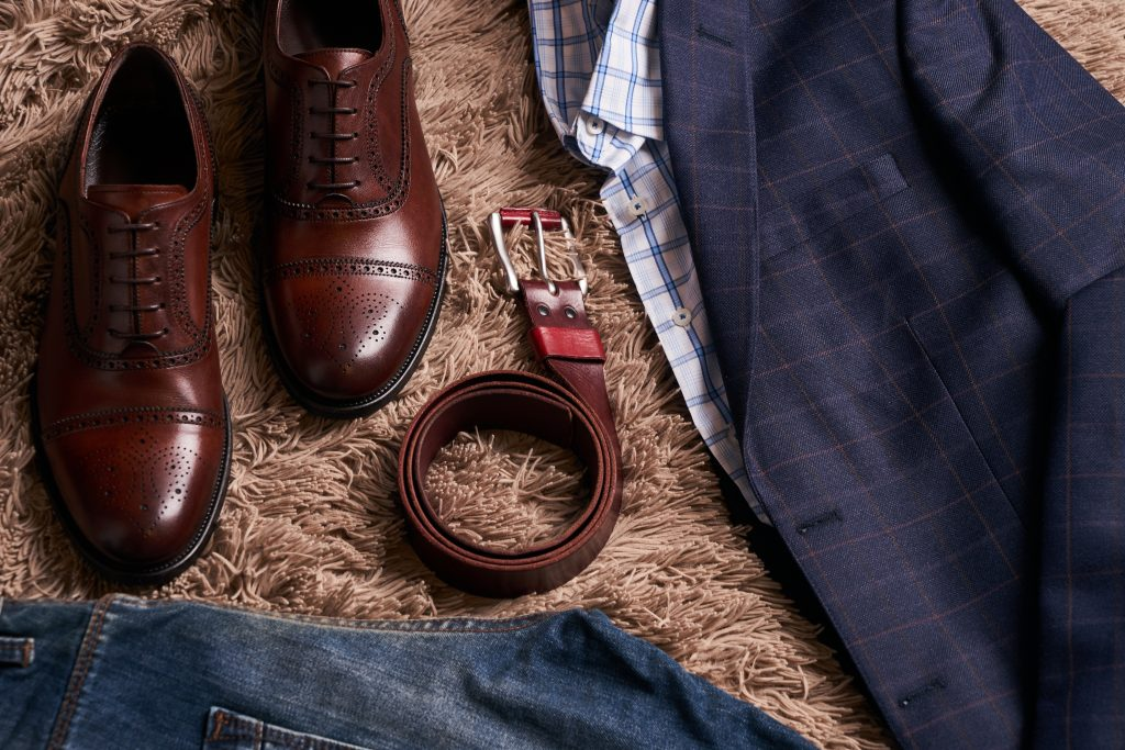 Men's Business Attire, Men's Fashion