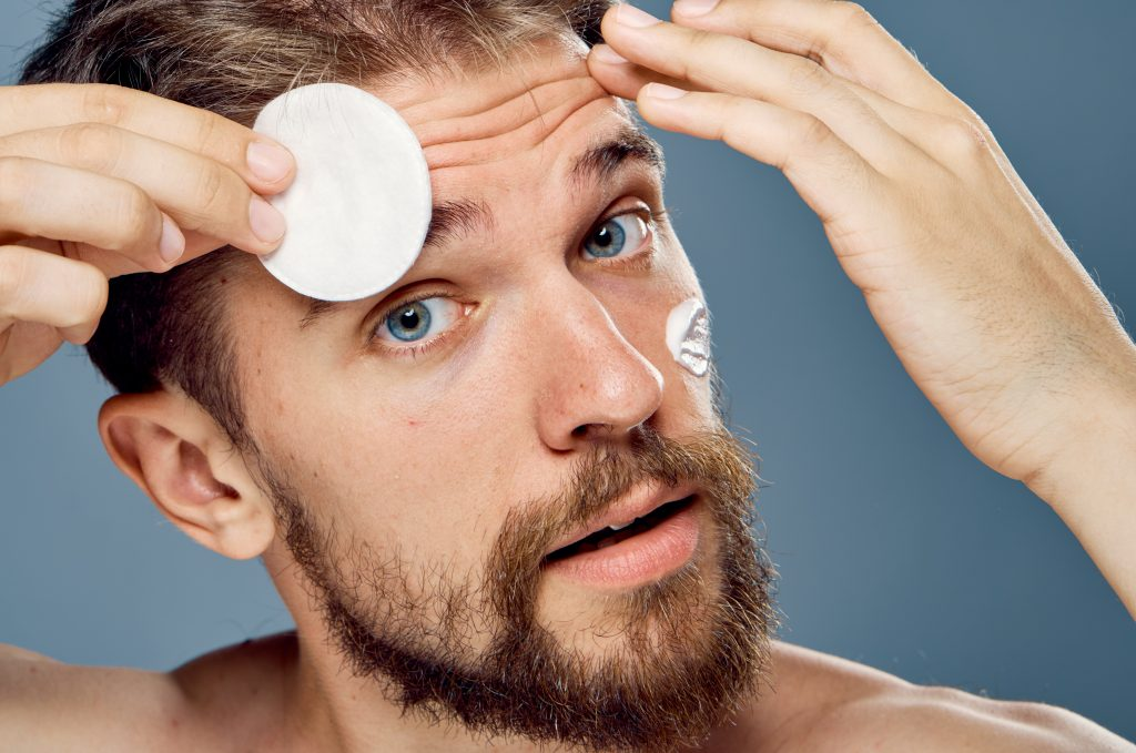 Men's Facial Care Routine, Men's Grooming, Men's Fashion