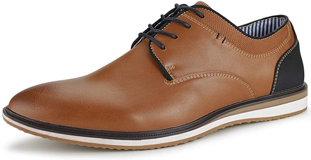 Merryland Men's Business Casual Oxford Shoes