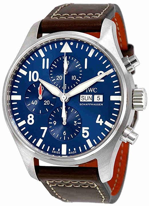 iwc aviator watch, types of watches