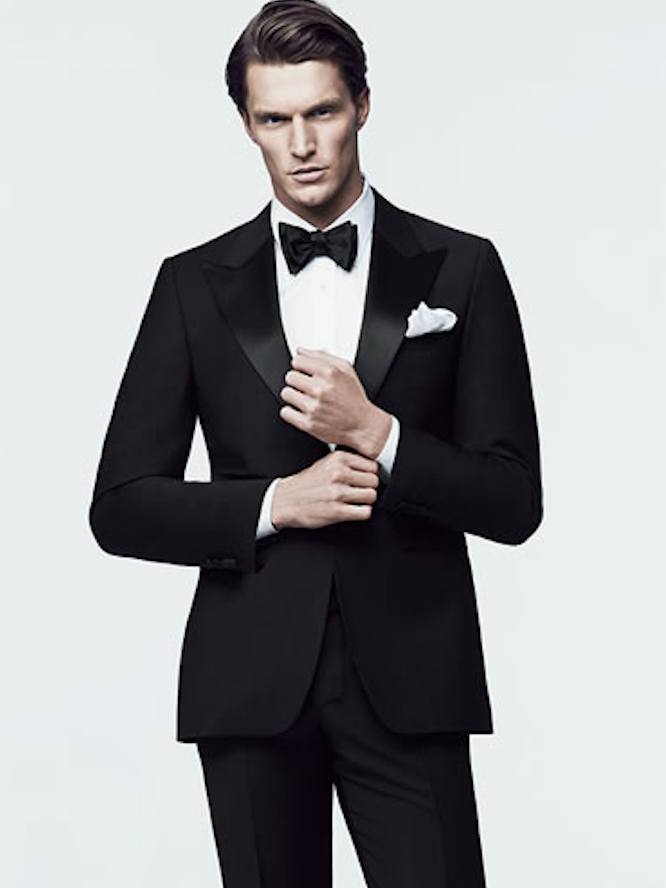Black Tie Formal, Men's Fashion