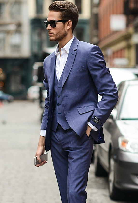 Semi-Formal Attire, Men's Fashion