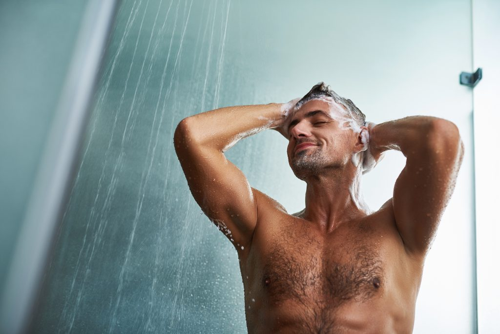 Men's Body Care, Showering, Men's Grooming