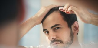 male pattern baldness, hair loss, hair thinning, how to make your hair thicker