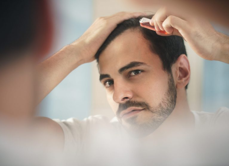 How To Make Your Hair Thicker: Male Hair Loss Solutions