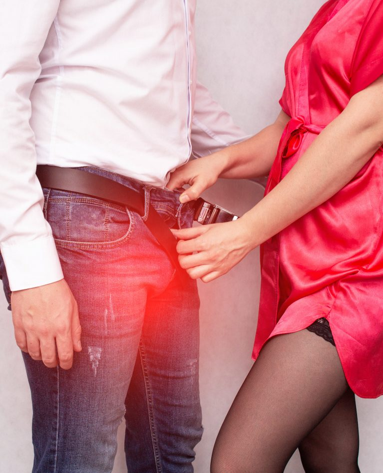 How Extreme Sexual Behavior Is Slowing You Down