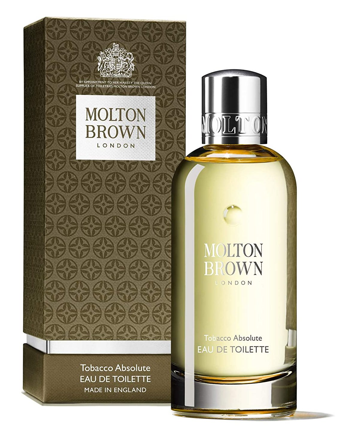 molton brown tobacco absolute bottle and box