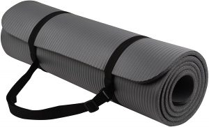 BalanceFrom GoYoga All-Purpose Yoga Mat