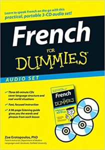 French For Dummies Audio Set by Zoe Erotopoulos