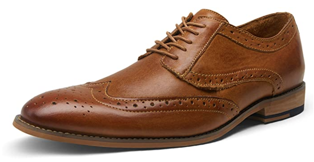 Jousen Valyrain Leather Derby Oxfords
