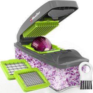 Mueller Austria Onion Chopper Pro Vegetable Chopper