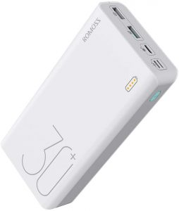 ROMOSS 30000mAh Power Bank