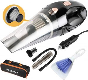 Reserwa Car Vacuum Cleaner