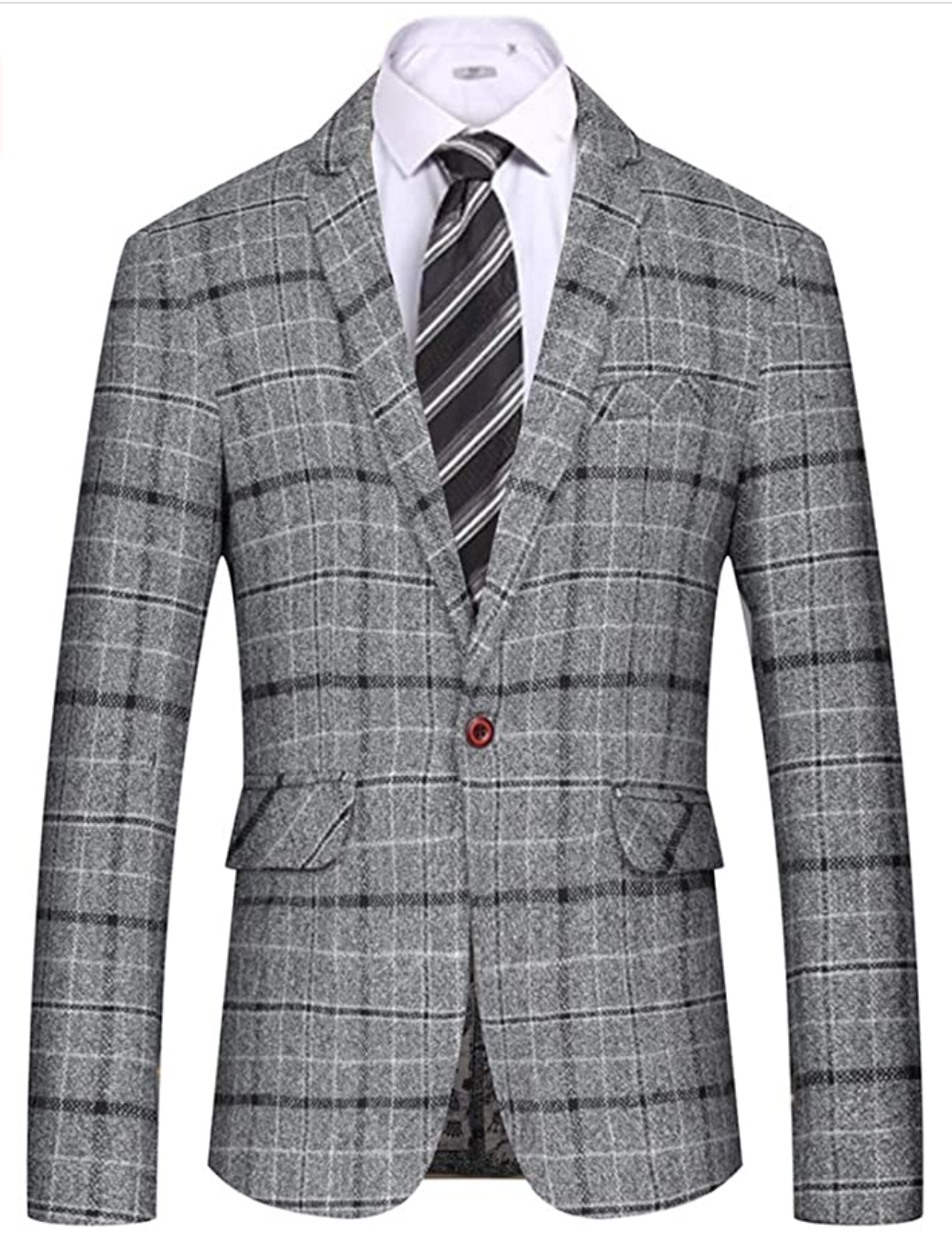 Checkered suit from Mage
