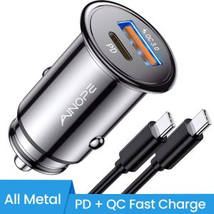 Super Mini AINOPE Car Charger