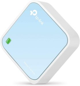 TP-Link N300 Wireless Portable Nano Travel Router