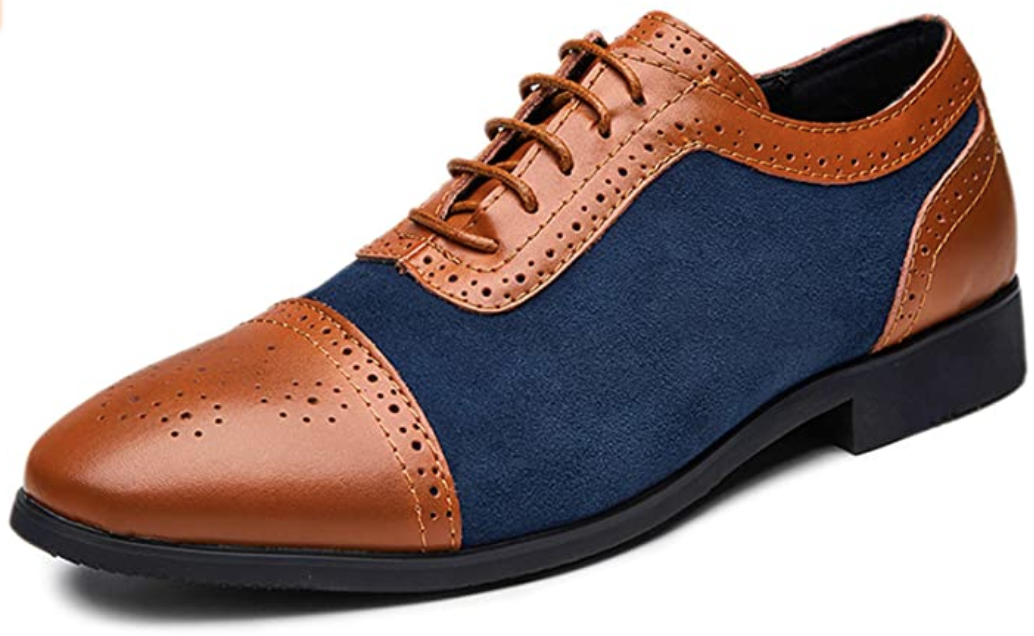 TSIODFO Men's Dress Shoes