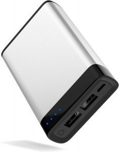 TalkWorks Portable Charger Power Bank Battery