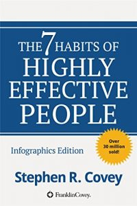 The 7 Habits of Highly Effective People- Powerful Lessons in Personal Change by Stephen R. Covey