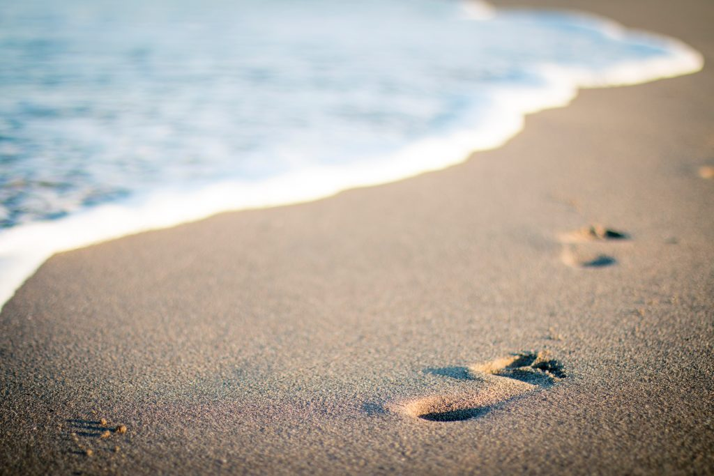 beach-water-steps-sand-17727_Photo by Adrianna Calvo from Pexels