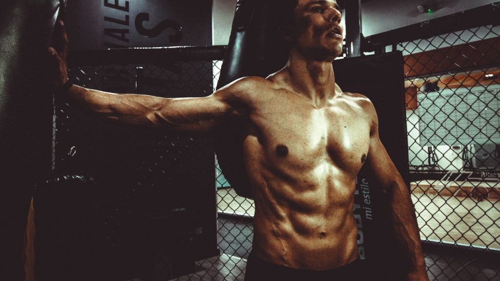 Ripped Body, Physical Fitness, Exercise, Workout, Musculature