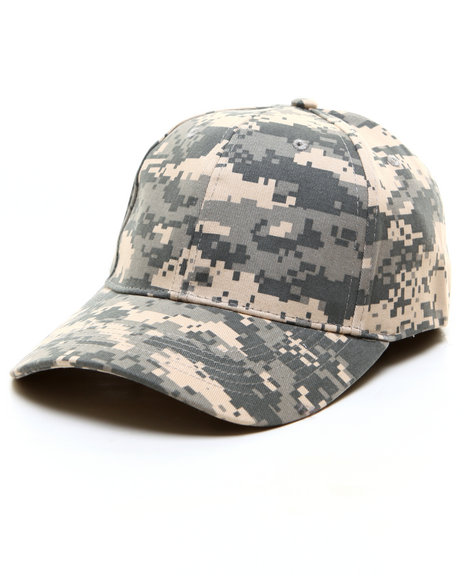 Rothco Camo Supreme Low Profile Cap