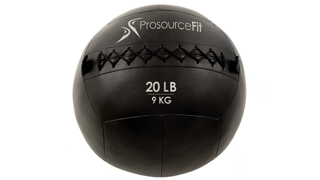 ProsourceFit Soft Medicine Ball for home workout