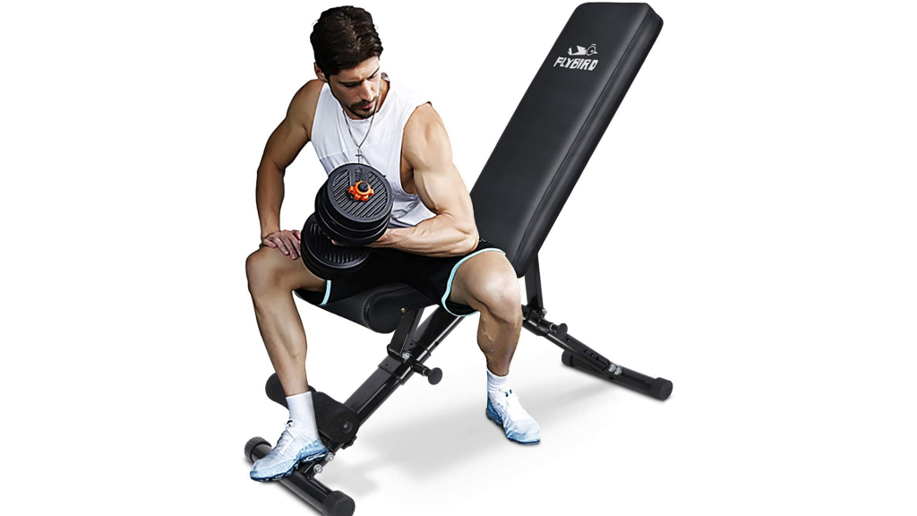 Adjustable Bench for your home gym