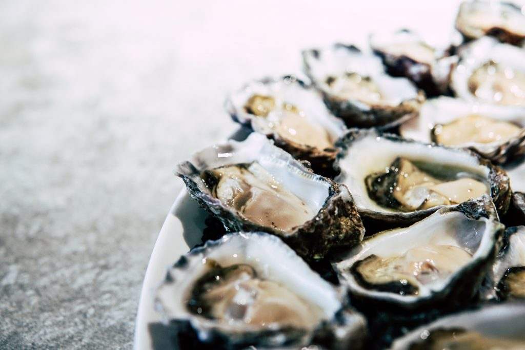 oysters best aphrodisiac foods