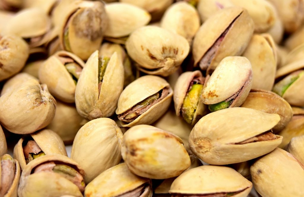 Pistachios as one of the best natural aphrodisiac foods