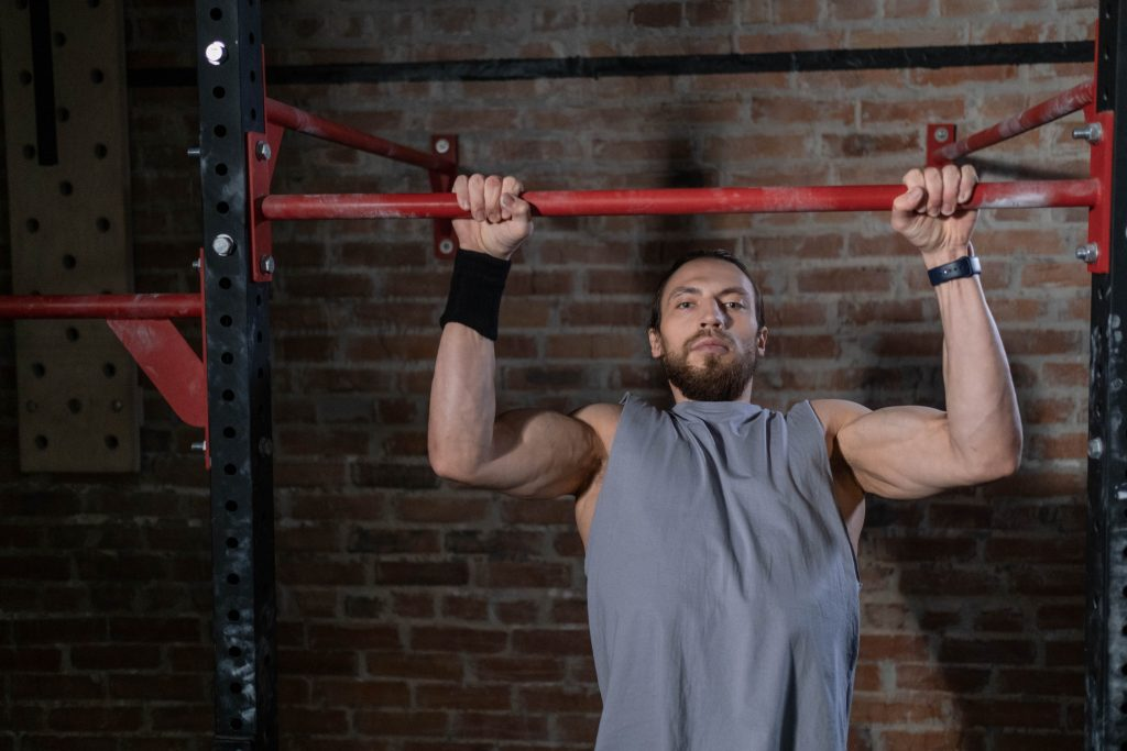 Pull ups for muscle gain